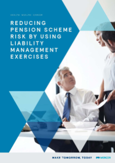Integrated Pension Governance and Risk Framework