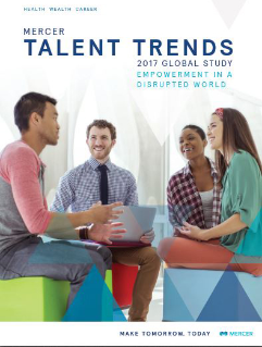 2017 Global HR Talent Trends Report